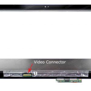 החלפת מסך מגע לנייד דל Dell INSPIRON 13 7348