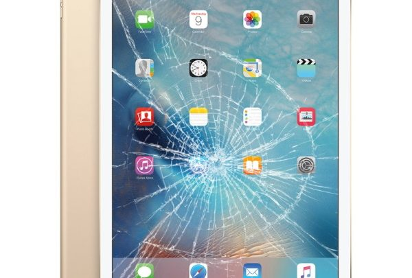 האם מסך האייפד שלך נשבר?
