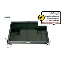 קיט מסך להחלפה כולל גב מסך, מסגרת מסך, ציריות וכבל מסך למחשב נייד אסוס ASUS Zenbook U46E