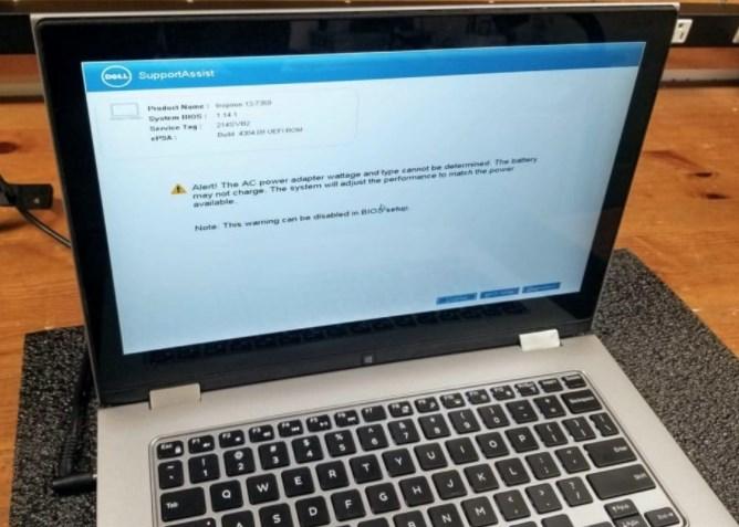 מעבדה לתיקון מחשב נייד
