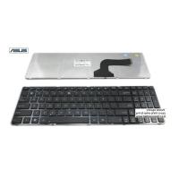 החלפת מקלדת למחשב נייד אסוס ASUS A52 G72 G73 K52 UX50 N53 N61V N60 N61J N61 N73SV BLACK / NSK-UGC1D