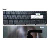 החלפת מקלדת למחשב נייד אסוס ASUS K52 K53 N50 UL50 G60 K54 V111452AS1 Laptop Keyboard