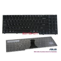 החלפת מקלדת למחשב נייד אסוס Asus F7 F7F M51 F7F Laptop keyboard 03753US-5285 , K011262D1