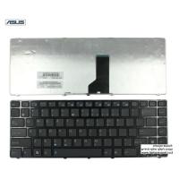 החלפת מקלדת למחשב נייד אסוס Asus UL30 U45 U45JC UL80 U80V U82 N82 A42 X42 X43 K42 K43 - 0KN0-l11US02